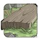 Sanded Pine Plank
