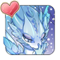 Snowflake Nymph Icon