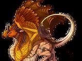 Skin: Sunspot Clouddancer (Pearlcatcher)