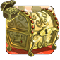 Gilded Treasure Chest