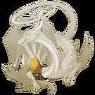Burnished Gold Pauldrons Spiral F