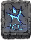 Runestones ice