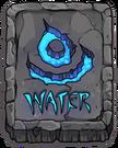 Runestones water