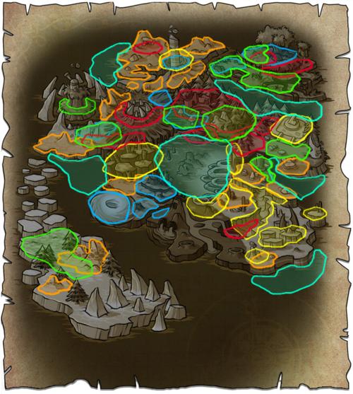 All beast territory