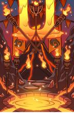 Flameforger's Festival Vista