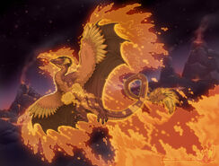 Original version The Fire Lord by neondragon