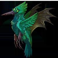 Emerald Webwing
