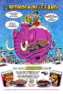Mammoth Event Pebbles ad