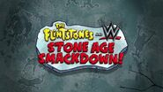 The Flintstones and WWE Stone Age SmackDown