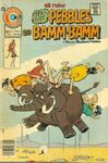 Pebbles and Bamm-Bamm by Charlton Comics - Issue 30