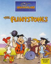 The Flintstones - 1988 Video Game Cover