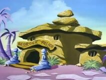 The Flintstone Comedy Show - Bedrock Police Station from A Bad Case of Rockjaw