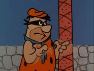 The Flintstones - The Prowler - Burglar Fred