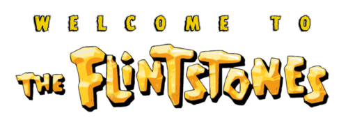 Welcome to The Flintstones Logo