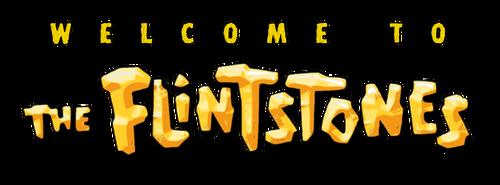 Welcome to The Flintstones Logo