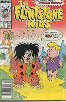 The Flintstones Kids by Marvel Comics - Issue 9
