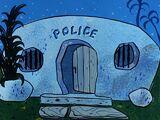 Bedrock Police Station