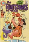 The Flintstones and Pebbles by Charlton Comics - Issue 27