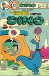 The Flintstones - Dino by Charlton Comics - Issue 19