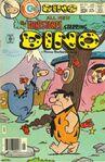 The Flintstones - Dino by Charlton Comics - Issue 20