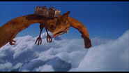 Pterodactyl Airplane - Movie