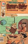 Barney and Betty Rubble by Charlton Comics - Issue 17