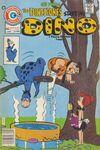 The Flintstones - Dino by Charlton Comics - Issue 14