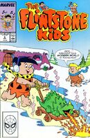 The Flintstones Kids by Marvel Comics - Issue 5