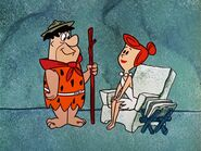 The Flintstones - The Good Scout - Fred and Wilma Flintstone