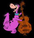 The Flintstones - Clipart - Dino - 2