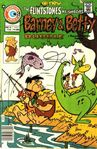 Barney and Betty Rubble by Charlton Comics - Issue 18