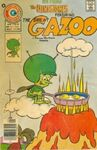 The Flintstones - The Great Gazoo by Charlton Comics - Issue 16