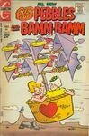Pebbles and Bamm-Bamm by Charlton Comics - Issue 9