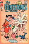 The Flintstones and Pebbles by Charlton Comics - Issue 24