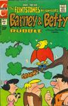 Barney and Betty Rubble by Charlton Comics - Issue 6