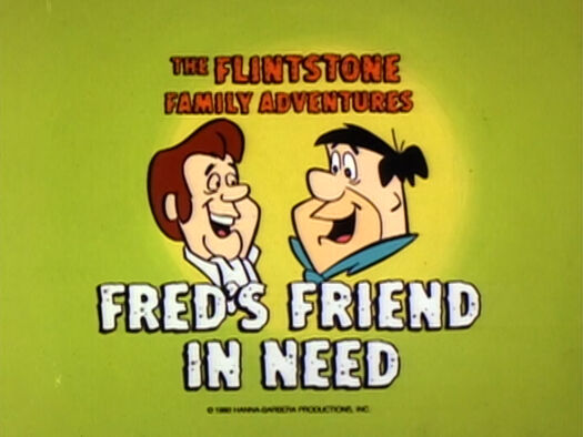 Fred Friend