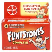 Flintstones Complete Chewable Vitamins