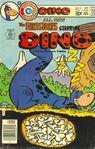 The Flintstones - Dino by Charlton Comics - Issue 18