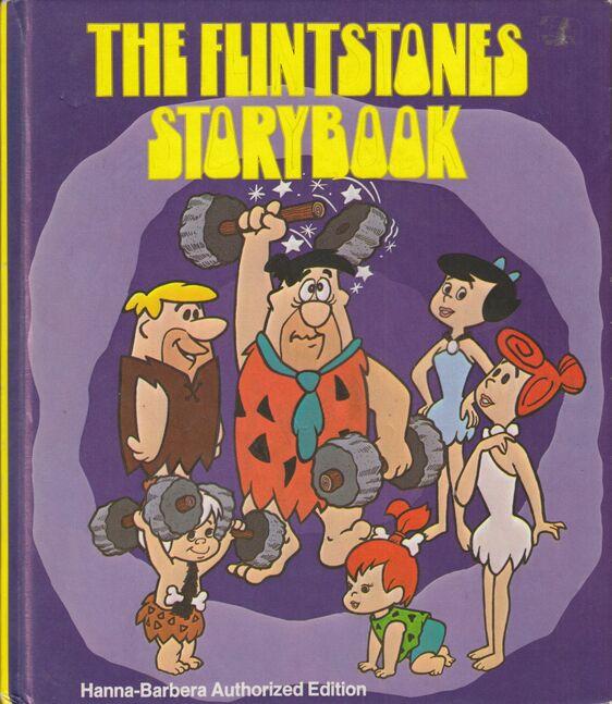 Flintstones Storybook HC