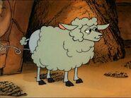 The Flintstones - Wind-Up Wilma - Sheepasaurus