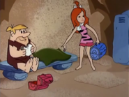 Pebbles and Barney