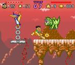 Enemies in The Flintstones The Treasure of Sierra Madrock