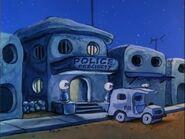 The Flintstones - Bedrock Police Station from Sleep On Sweet Fred