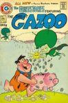 The Flintstones - The Great Gazoo by Charlton Comics - Issue 4