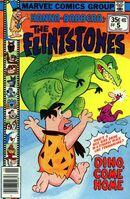 The Flintstones by Marvel Comics - Issue 5