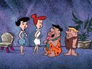 The Flintstones - Monster Fred - Fred, Barney, Wilma and Betty