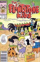 The Flintstones Kids by Marvel Comics - Issue 7
