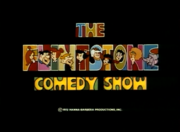 The Flintstone Comedy Hour title screen