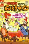 The Flintstones - Dino by Charlton Comics - Issue 1