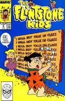 The Flintstones Kids by Marvel Comics - Issue 6